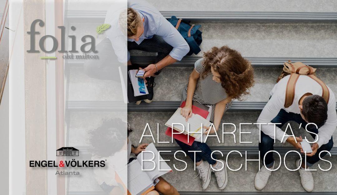 Exceptional School Opportunities in Alpharetta